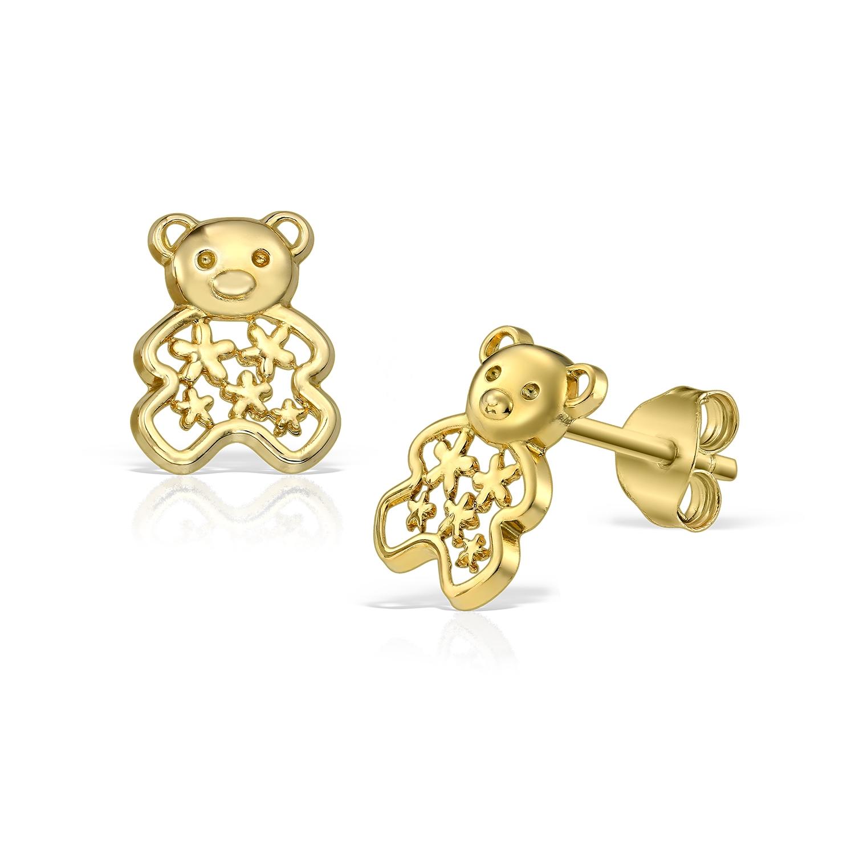 Cercei din aur pentru femei