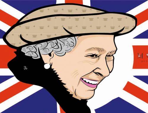 Când și-a găurit Regina Elisabeta urechile